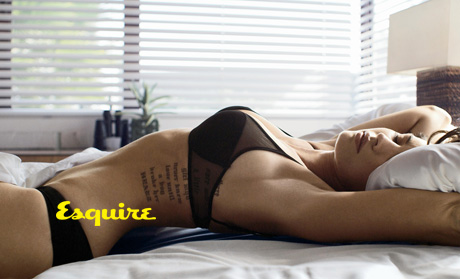 Megan Fox in Esquire Magazine!