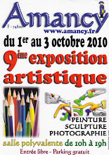 Salon artistique d'AMANCY