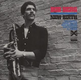 Bob Berg - New Birth (1978)
