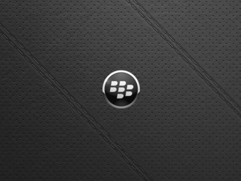 free blackberry wallpaper. a Leather Blackberry Theme