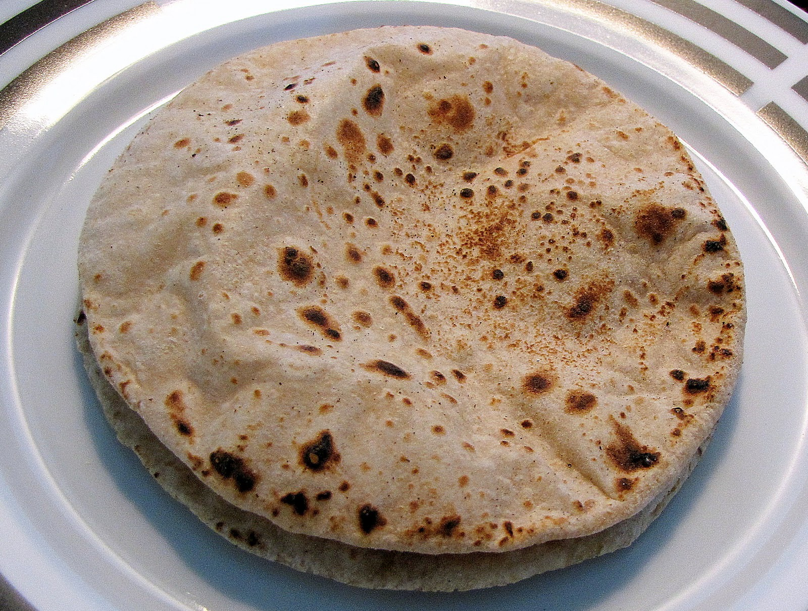 Indian Chapati/Roti/Phulke ~ Food Fun Freak