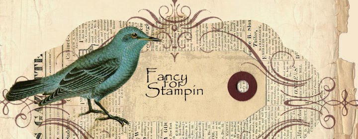 Fancy For Stampin'