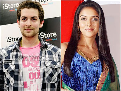 Is Neil Mukesh dating Asin?