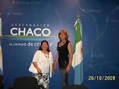 Agradecemos al Gobierno de nuestra pcia, la invitación en la presentación de: CHACO EXPLORA 2015