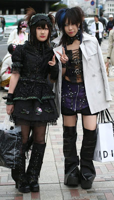 Harajuku Fashion Japan