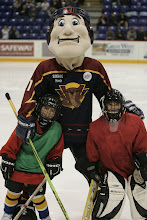 Me With Some Of My Minor Hockey Friends