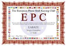 Miembro de European PSK Club