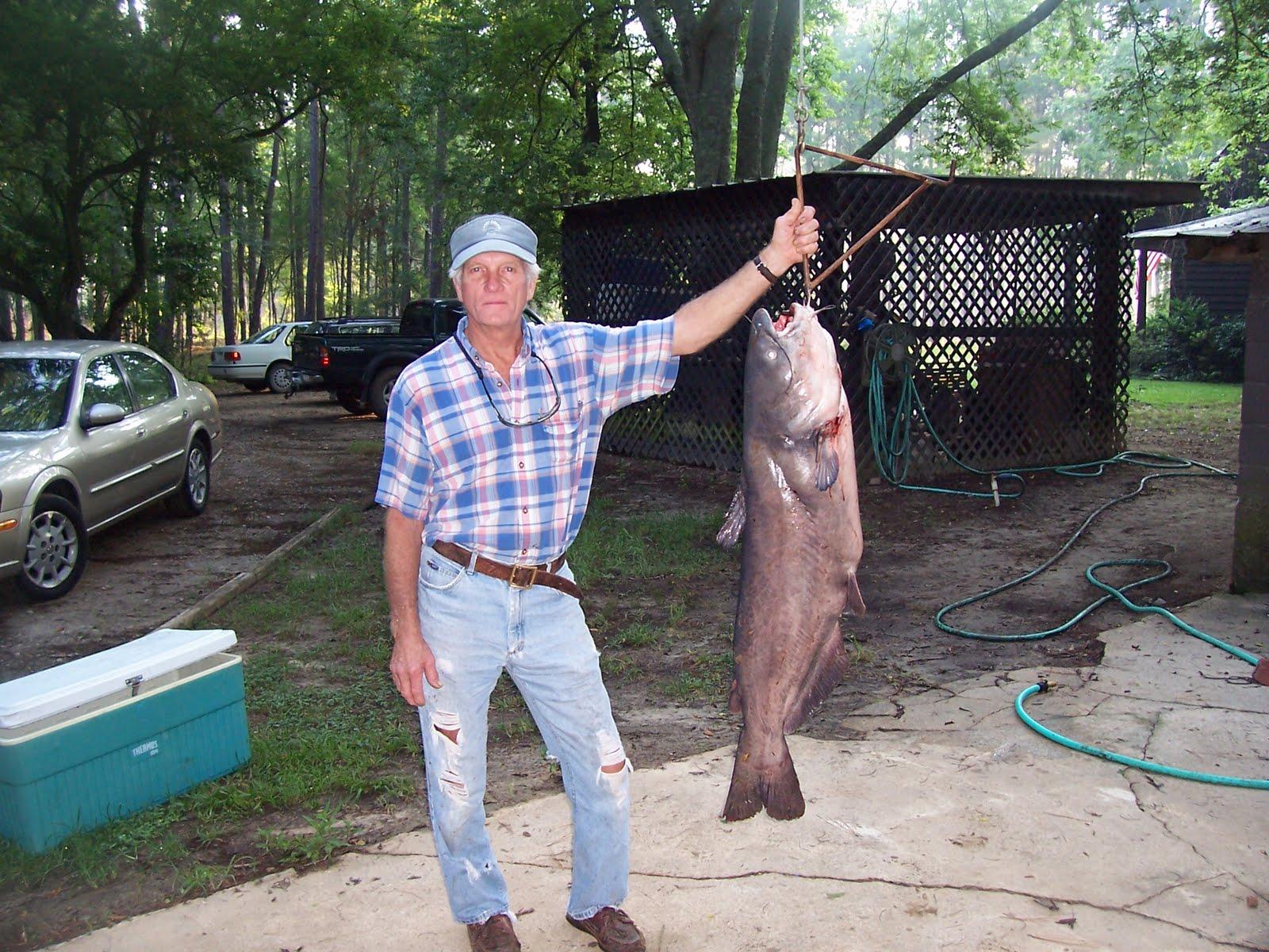 Wateree river for Catawba river fishing