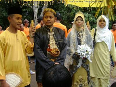 majlis kahwin
