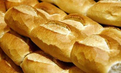 delivery de comida caseira Pão frances