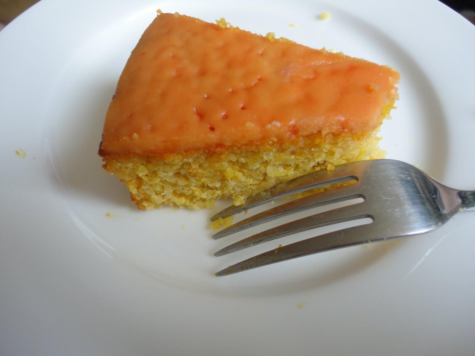 Swans place: Flourless Orange Cake