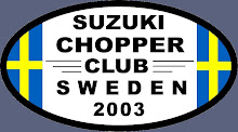 SUZUKI CHOPPER CLUB SWEDEN