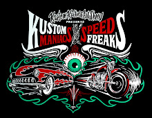 Kustom Maniacs & Speed Freaks