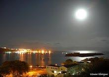 Lua cheia em Cabo Verde