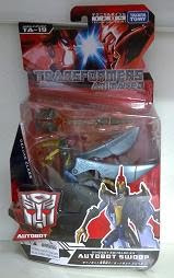 Transformers Animated Deluxe Class TA-19 Autobot Swoop