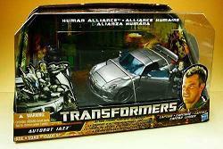 Transformers Hasbro Human Alliance Jazz