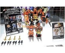Takara Tomy Transformers G1 Predaking 2010