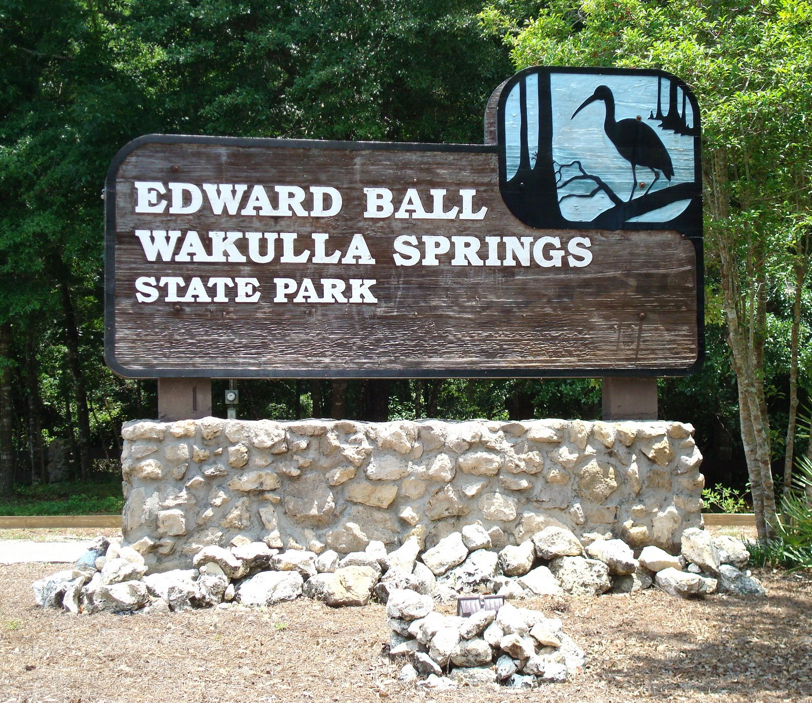 wakulla springs online hookup & dating The park draws its name from edward ball, the dupont family financial manager who sold the park lands to the state of florida wakulla springs is located 14 miles (23 km) south of tallahassee, florida and 5 miles (80 km) east of crawfordville in wakulla county, florida at the crossroads of state.