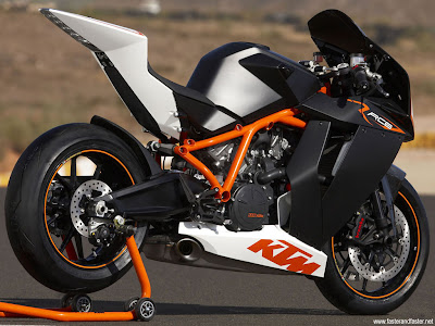 KTM RC8R 2009 Pictures Design Gallery
