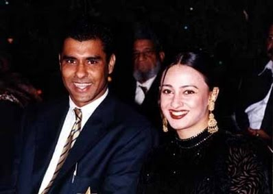 Waqar+younis+wife+photo