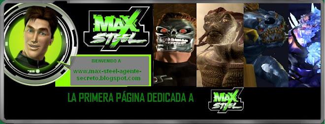 Max Steel Agente Secreto