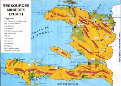 Haiti Natural Resources Oil