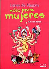 """"""" Leyes de Murphy solo para Mujeres"""" , de Ana von Rebeur"""