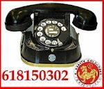 Telefono del Gimnasio