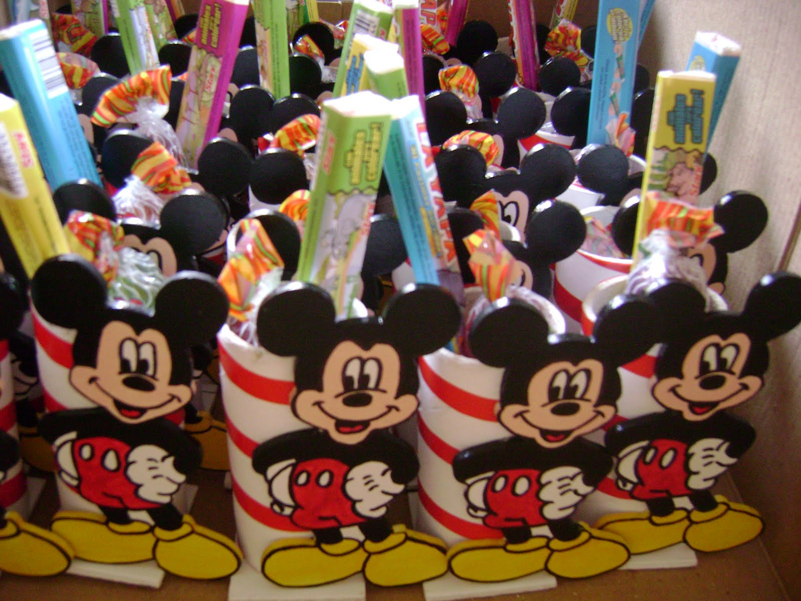 Decoraciones De Fiestas Infantiles Mickey Mouse Fotos Db