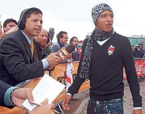 ... el sudamericano de venezuela pero algunos de sus integrantes estaban