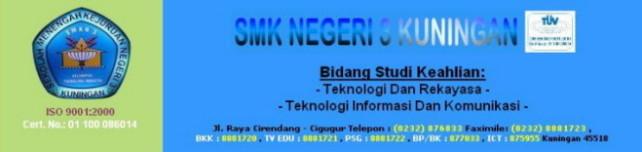 ICT - SMKN 3 KUNINGAN
