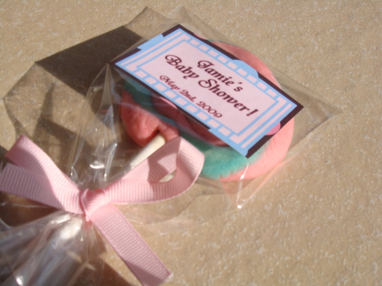 My Sweet Creations: Party Favor Ideas