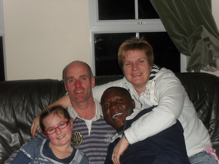 Me and The Meeke Family - without Aaron