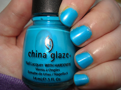 china glaze poolside towel boy toy