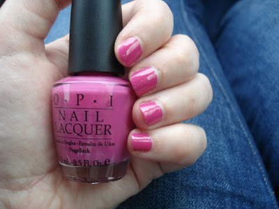 OPI - Another I'm India-mood for Love