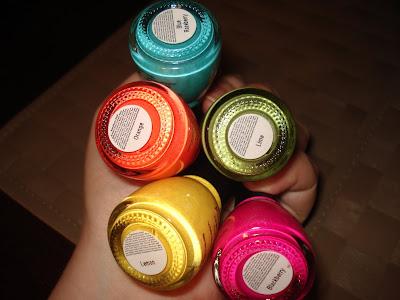 icing nail polish
