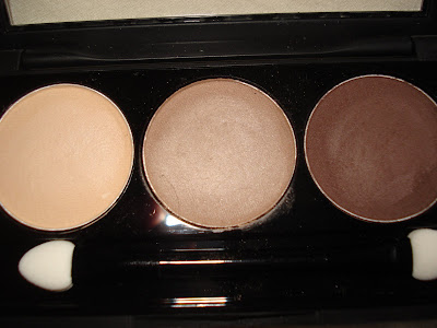 NYX Nude Taupe Dark Brown