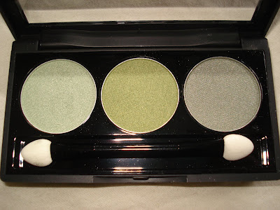 NYX Spring leaf lime green green tea
