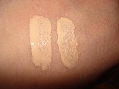 neutrogena healthy skin and nars sheer glow