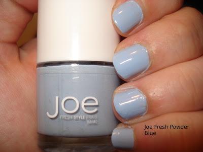 joe fresh powder blue