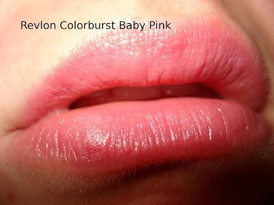 revlon baby pink