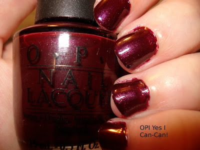 opi Yes I Can Can