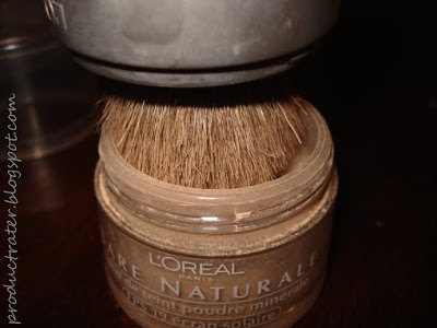l'oreal bare naturale foundation