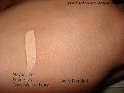 maybelline superstay concealer