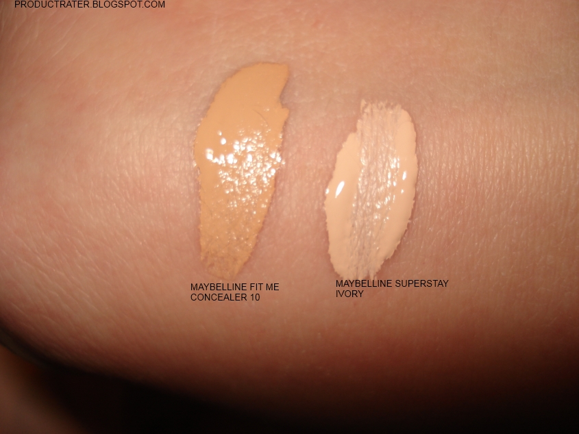 Productrater!: Review: Maybelline Fit Me Concealer
