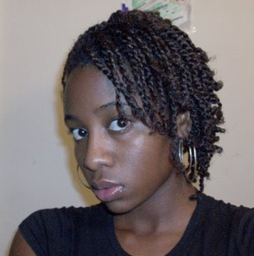twists haircuts for black women