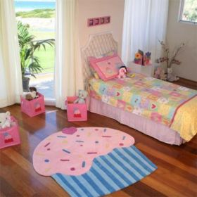 High Quality Take A Look At These Lovely Cupcake And Bear Rugs