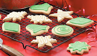 Christmas Cookies Desktop Themes