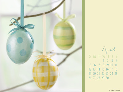 Free Easter PC Wallpaper