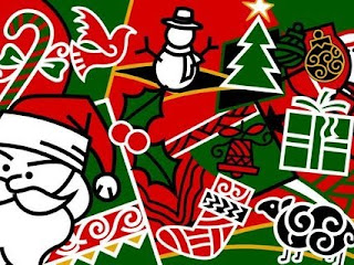 Christmas Vista Theme Wallpaper